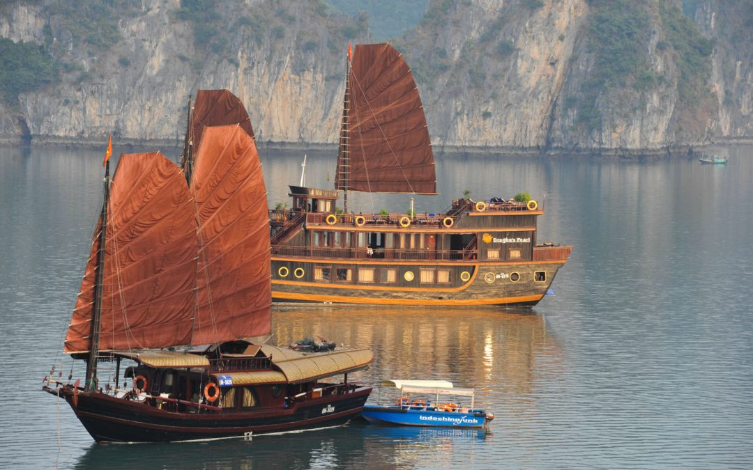 Heavenly Halong Bay