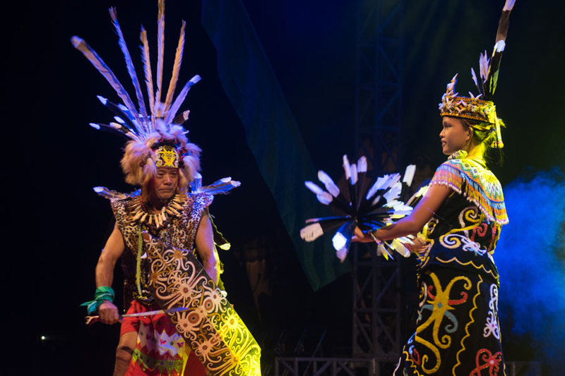 An Indigenous Celebration in Ubud