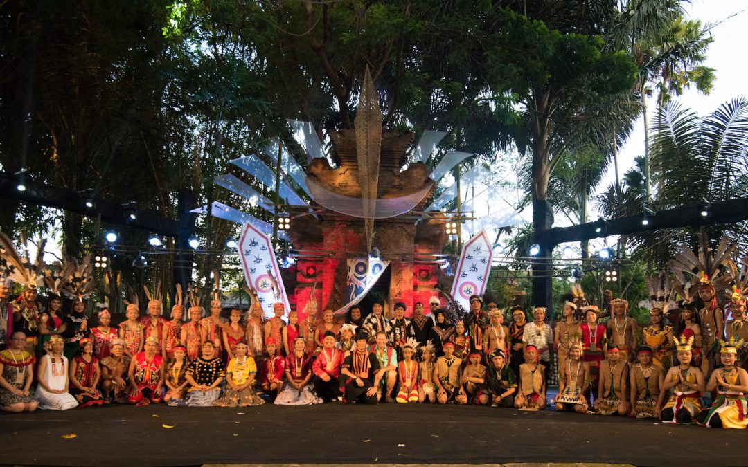 Indigenous People Unite in Bali