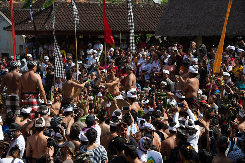 Aga Rituals: Young Balinese Boys, Pre-Courtship, and Pandan War