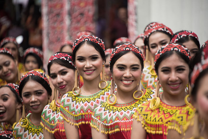 Celebrating Indigenous Dance and Rituals at Gawai Festival