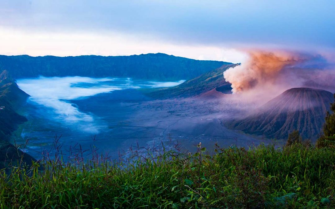 Rituals and Heritage of Mount Bromo