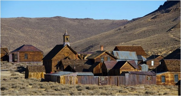 Bodie: A Wild West Ghost Town