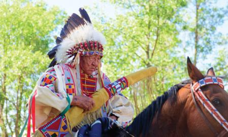 Crow Fair Powwow: Hospitality and Culture