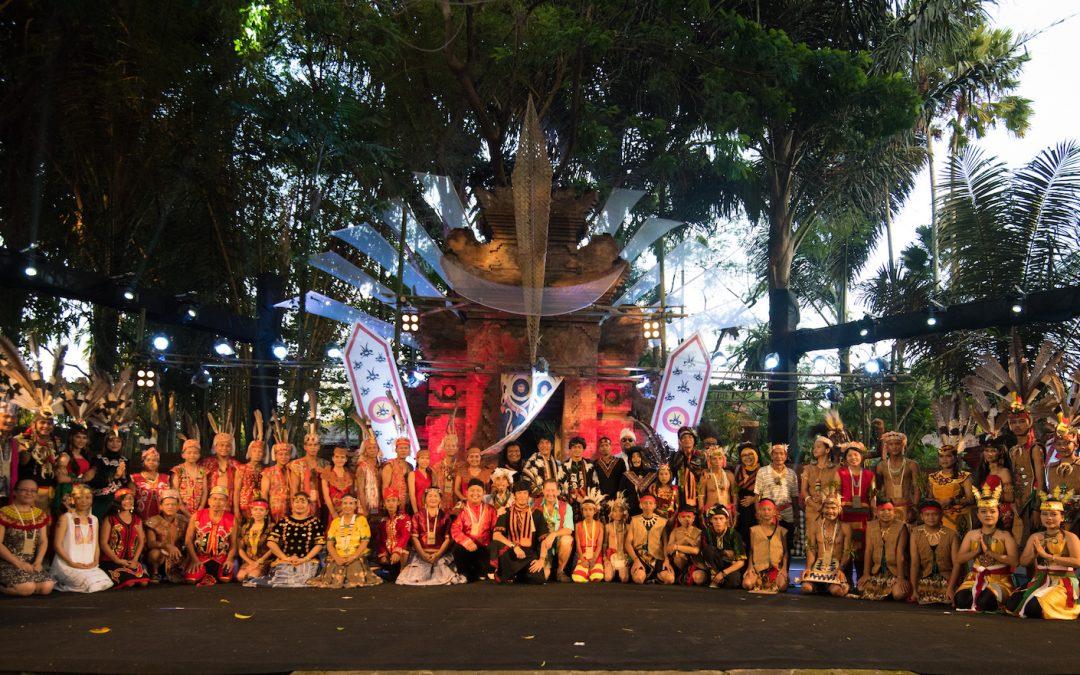 Indigenous People Unite in Bali