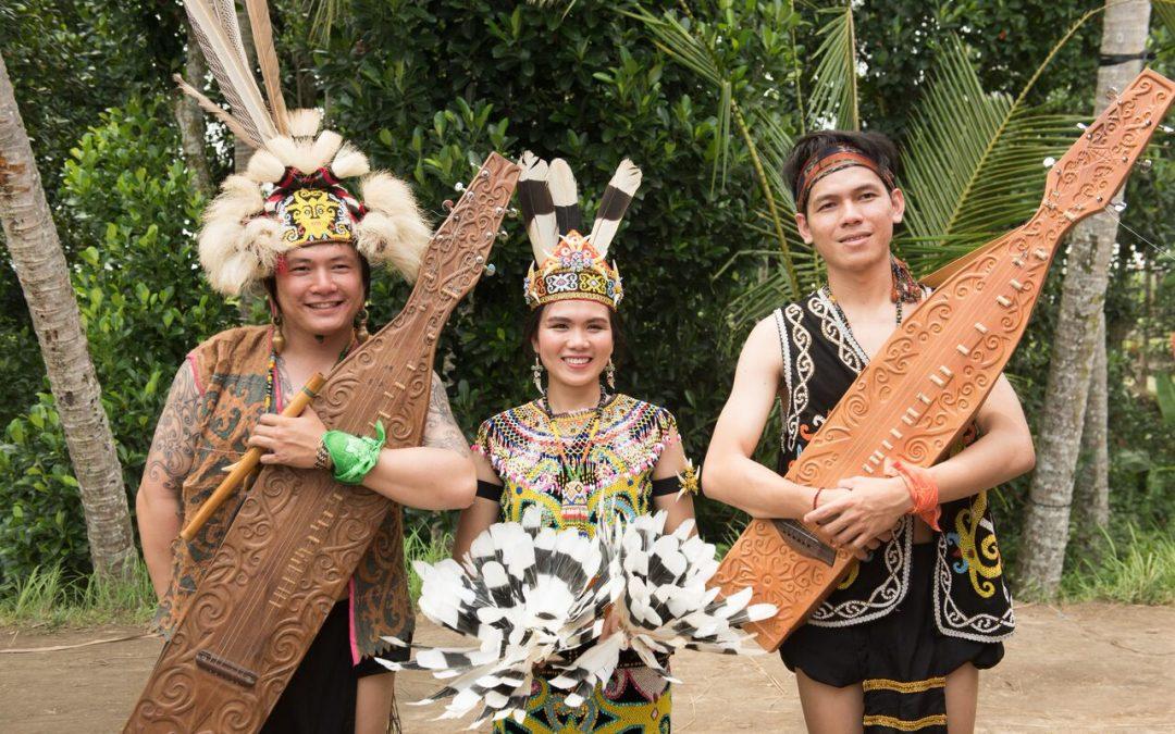 Indigenous Celebration in Bali