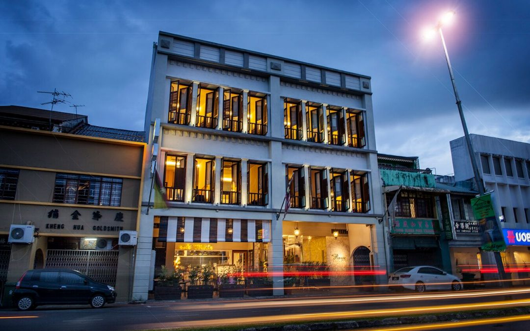 Kuching – The Ranee Boutique Suites