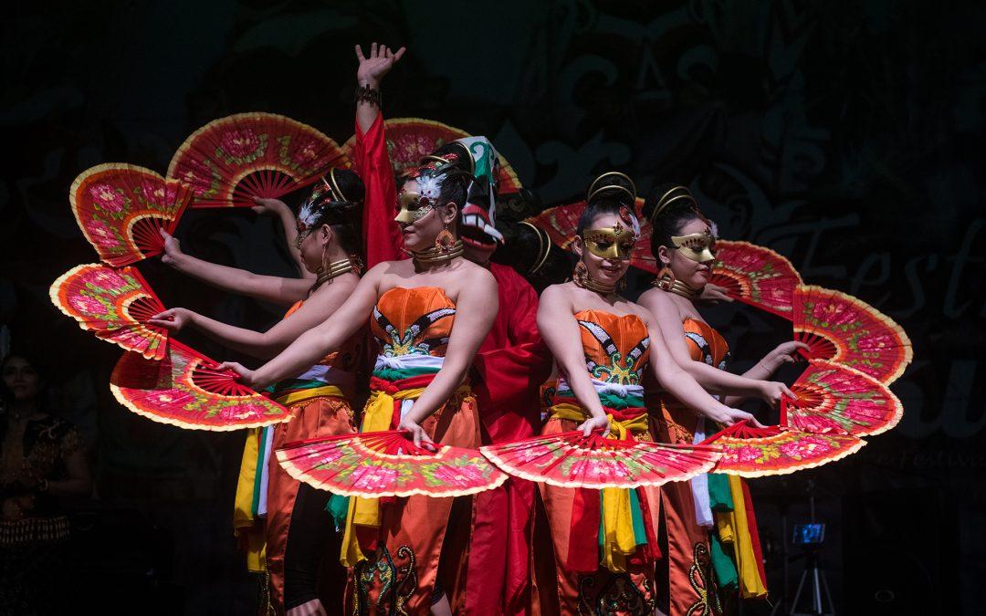 The Dancing Masks of The Babukung