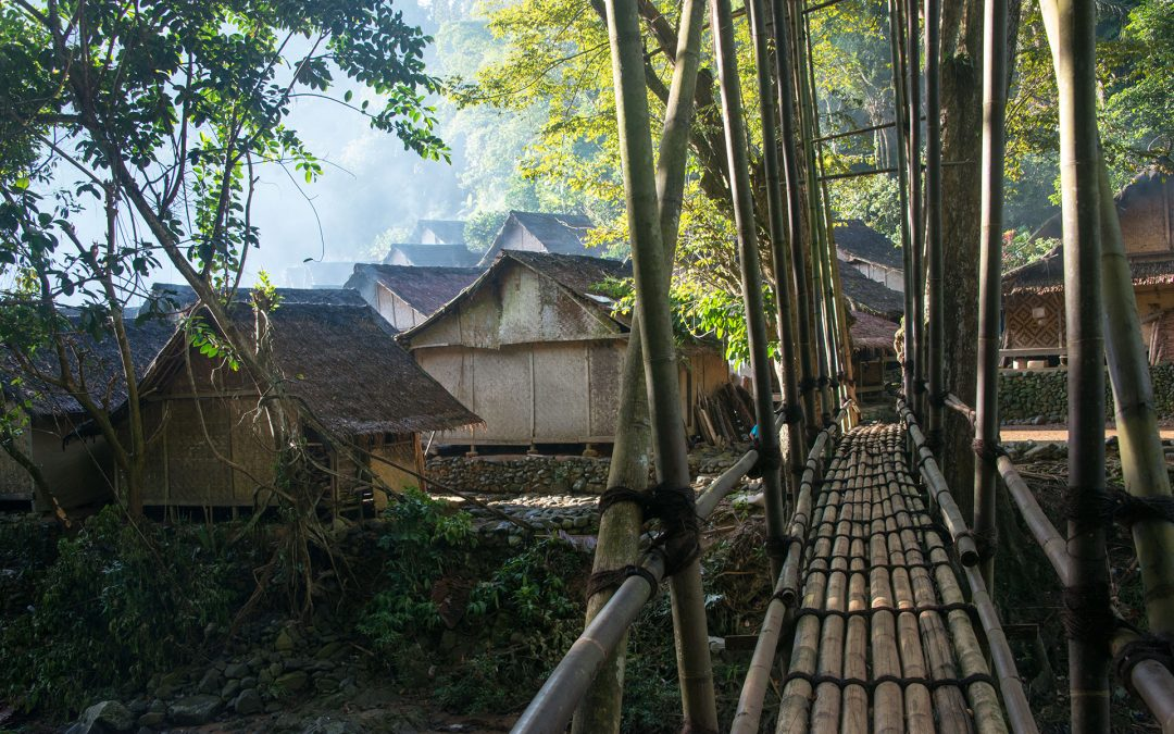 Meeting the Baduy People, Java