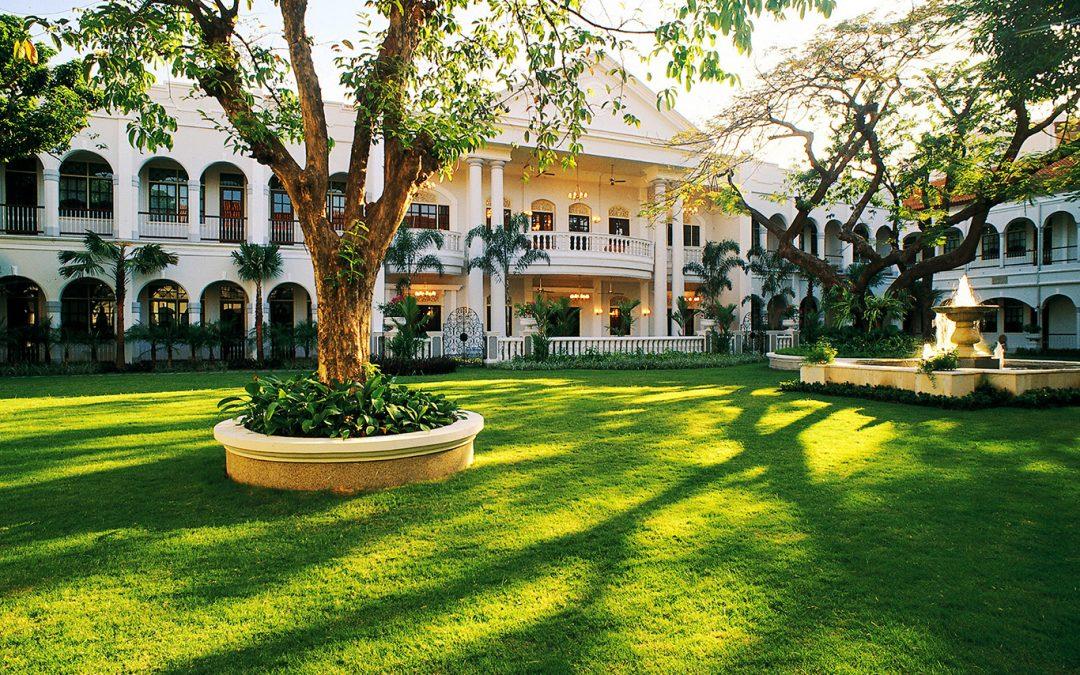 Majapahit Hotel – Romance, History and Elegance