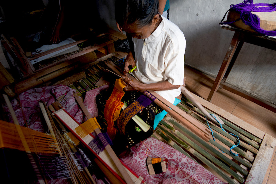 Ikat Revival: How Covid-19 Brought About the Rebirth of a Traditional Weaving Village
